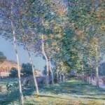 A stolen Monet painting/fbi photo