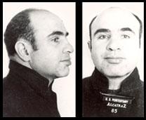 Al Capone/fbi photo
