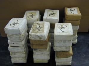 DEA cocaine photo