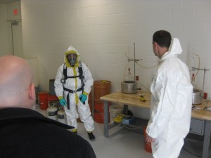 DEA Agents Show Gear To Protect in Meth Lab Raids/ticklethewire.com photo