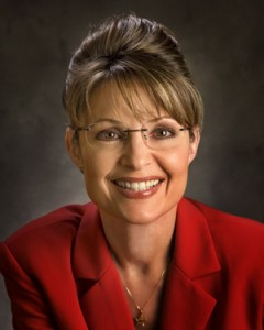 Sarah Palin/ official photo