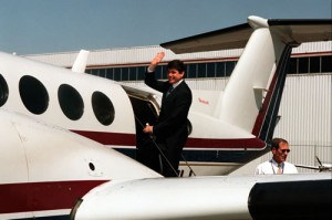 Ex-Gov. Blagojevich in happier times