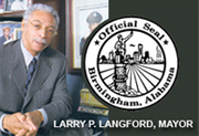 Mayor Larry Langford