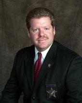 Sheriff Bartlett/official photo