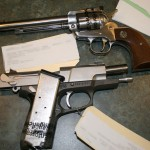 Weapons seized in operation/DEA photo