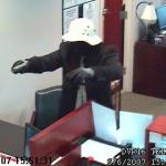 Wanted Ark. Bank Robber