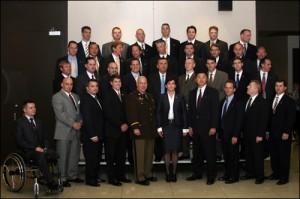 Recipients of the FBI medals
