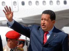 President Chavez