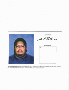 Fugitive Gang Member Arturo Flores/u.s. atty photo