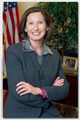 Conservative Holdover- Pittsburgh U.S. Atty. Mary Beth Buchanan