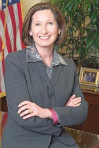 U.S. Atty. Mary Beth Buchanan