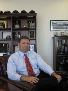 FBI's Andy Arena/ticklethewire.com photo