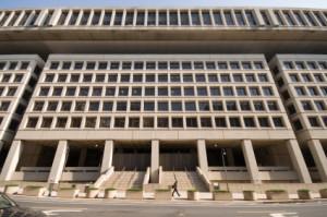 FBI's headquarters is called the J. Edgar Hoover Building.