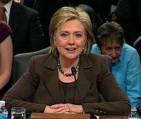 Hillary Clinton/state dept. photo