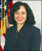 DEA's Michele Leonhart/dea photo