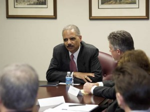 Atty. Gen. Eric Holder/doj photo