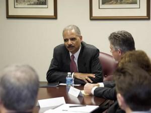 Atty. Gen. Eric Holder/doj photo