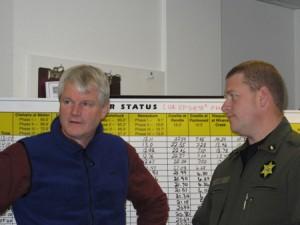Rep. Brian Baird (left)/official photo