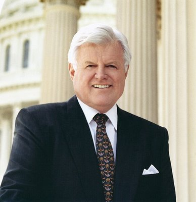 Late Sen. Ted Kennedy