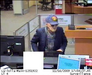 """Geezer Bandit""/fbi photo"
