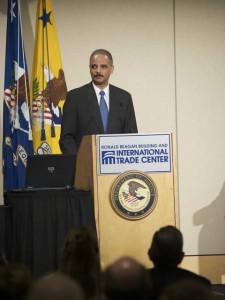 Atty. Gen. Holder/doj photo
