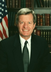 Sen. Max Baucus/gov photo