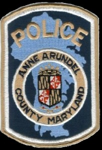 anne arundel police patch 2