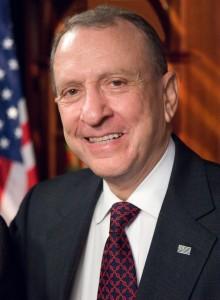 Sen. Specter/gov photo