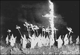 Early Days of KKK in Fla./ fbi via national archive