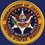 u.s. marshal patch