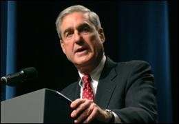 FBI Dir. Robert Mueller/fbi stock photo