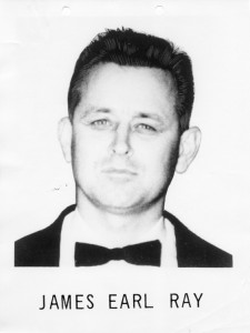 James Earl Ray/fbi photo