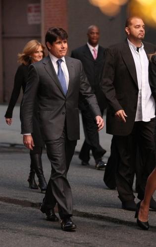 Ex-Gov on NBC's Celebrity Apprentice