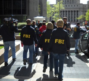 NY FBI Agents Involved in the Mob Arrests/photo by Richard Kolko