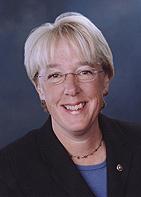 Sen. Patty Murray/official photo