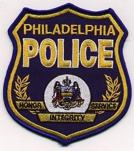 philadelphia-police-badge