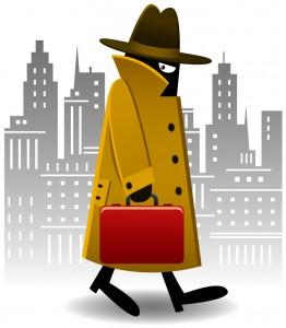 spy graphic