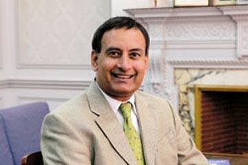 Ambassador Husain Haqqani/embassy photo