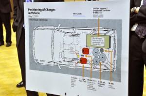 diagram of car bomb