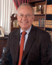 Kenneth Starr/baylor u photo