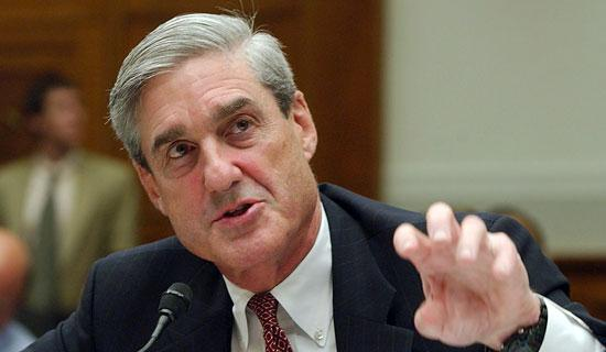 Robert Mueller/file fbi photo