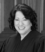 Justice Sotomayer wrote minority opinion