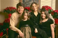 Blagojevich family/facebook