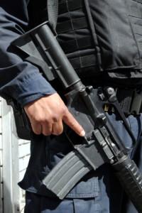 drug war-gun