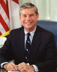 Ex-Sen. Bob Graham/gov photo