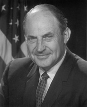 Atty. Gen. William Saxbe/photo umkc-law