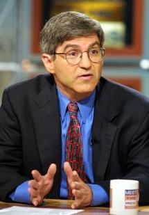 NBC's Michael Isikoff/ meet the press photo
