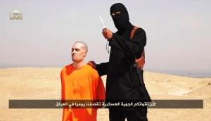 American war reporter James Wright Foley was beheaded by 'Jihadi John.'