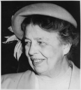 Eleanor Roosevelt/Wikimedia