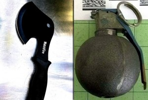 Recovered objects/TSA
